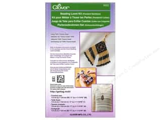 Looms Projects & Kits: Clover Beading Loom Kit Pendant Necklace