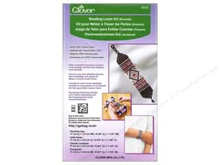 Looms Projects & Kits: Clover Beading Loom Kit Bracelet