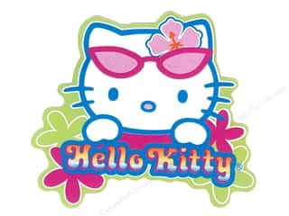 Bendon Publishing San Rio / Hello Kitty: C&D Visionary Sticker Hello Kitty Beach Break