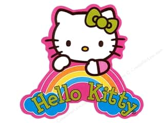 Bendon Publishing San Rio / Hello Kitty: C&D Visionary Sticker Hello Kitty Dream Rainbow