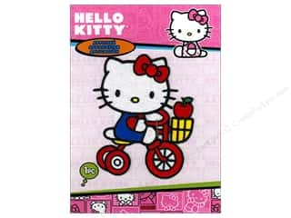 C&D Visionary Applique Hello Kitty Tricycle