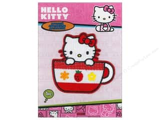 Cups & Mugs Flowers: C&D Visionary Applique Hello Kitty Teacup