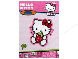 Bendon Publishing San Rio / Hello Kitty: C&D Visionary Applique Hello Kitty Strawberry