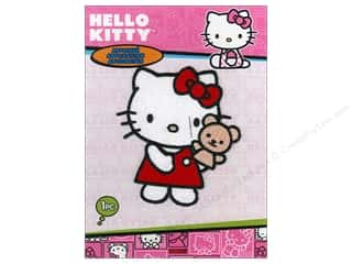 Bendon Publishing San Rio / Hello Kitty: C&D Visionary Applique Hello Kitty Puppet
