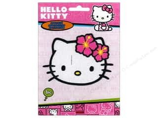 C & D Visionary Marvel: C&D Visionary Applique Hello Kitty Headshot