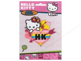 Bendon Publishing San Rio / Hello Kitty: C&D Visionary Applique Hello Kitty Hawaii