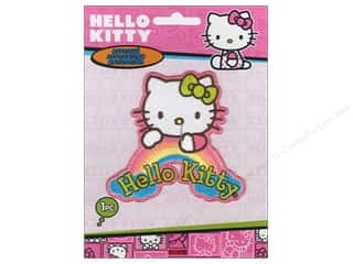 Bendon Publishing San Rio / Hello Kitty: C&D Visionary Applique Hello Kitty Dream Rainbow