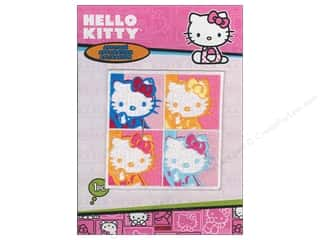 Bendon Publishing San Rio / Hello Kitty: C&D Visionary Applique Hello Kitty 4 Square