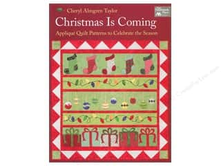 Christmas Is Coming Book by That Patchwork Place