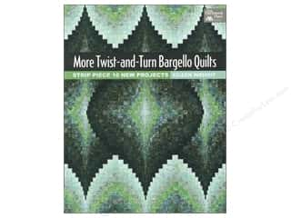 2013 Crafties - Best Adhesive: More Twist And Turn Bargello Book by That Patchwork Place