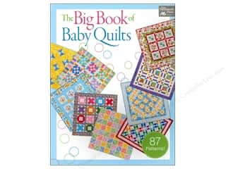 Weekly Specials Petaloo Expressions Collection: Big Book Of Baby Quilts Book by That Patchwork Place