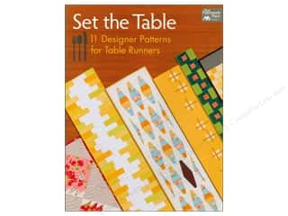 Weekly Specials Kool Tak Sparkles Set: Set The Table Book by That Patchwork Place