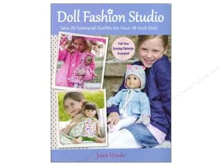 Krause Publications Doll Fashion Studio Book