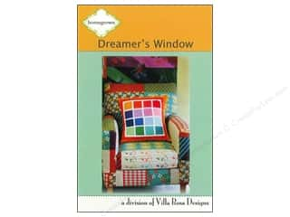 "Villa Rosa Designs 20"": Villa Rosa Designs Homegrown Dreamer's Window Pattern"