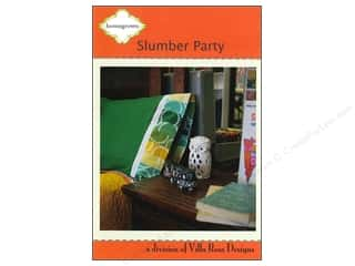 "Villa Rosa Designs 20"": Villa Rosa Designs Homegrown Slumber Party Pattern"
