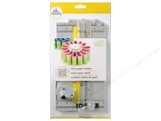 Paper Trimmers / Paper Cutters $5 - $10: EK Paper Trimmer Mini Rotary 9 in.