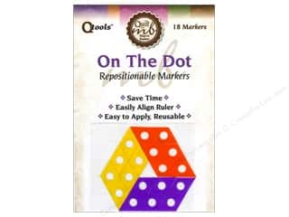 quilting Tape: Qtools On The Dot Markers 18 pc.