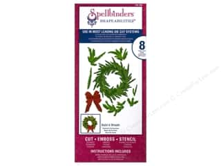 Spellbinders Shapeabilities Die Build A Wreath