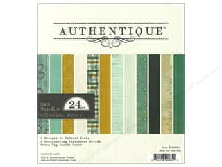 Authentique 6 x 6 in. Paper Bundle Collection 24 pc.