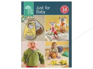 Bibs Hearts: Interweave Press Creative Tree Just For Baby Book