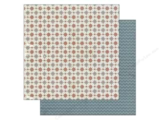 Christmas inches: Authentique 12 x 12 in. Paper Tradition Collection Medley (25 pieces)