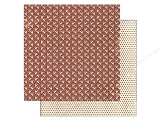 Authentique Authentique 12 x 12 inch Paper: Authentique 12 x 12 in. Paper Tradition Collection Rudolph (25 pieces)