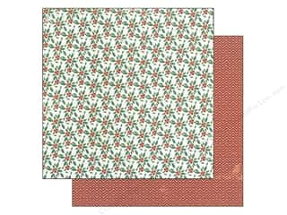 Christmas inches: Authentique 12 x 12 in. Paper Tradition Collection Iconic (25 pieces)