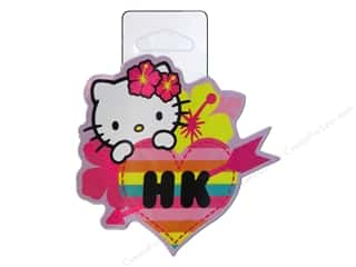 C&D Visionary Sticker Hello Kitty Hawaii