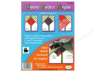 New Sewing & Quilting: New Leaf Templates Clearly Perfect Angles