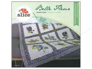 Dies Slice Design Cards: Slice Design Card Belle Fleur