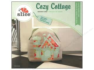 Gifts & Giftwrap Slice Design Cards: Slice Design Card Cozy Cottage