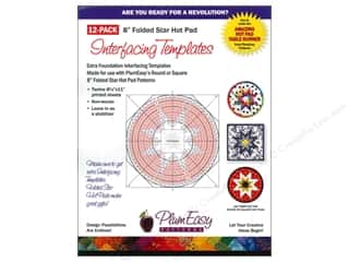 interfacing: PlumEasy Patterns Interfacing Templates HotPad12pc