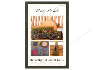 Farms Clearance Books: The Cottage At Cardiff Farms Penny Pocket Pattern