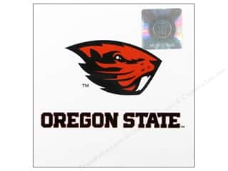 "Sport Solution 4"": Sports Solution Logo Card Set Oregon State 6pc"