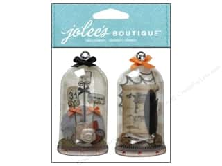 Jolee's Boutique Stickers Apothecary Jars