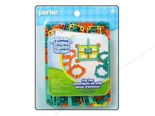 Kid Crafts Perler Fused Bead: Perler Fused Bead Kit Ring Toss