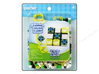 Perler Fused Bead Kit Tic Tac Toe