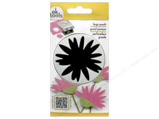 EK Success inches: EK Paper Shapers Large Punch Flower Mum