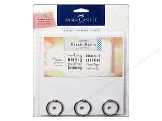 Faber Castell FaberCastell Accessories: FaberCastell Square Journal Boards 6 x 6 in.