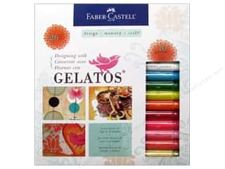 Faber Castell: Faber-Castell Kits Designing With Gelatos