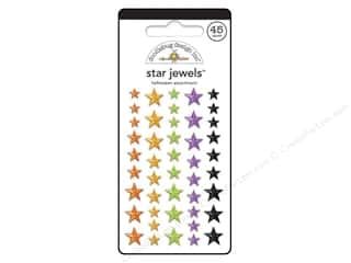 Doodlebug Sticker Hall Parade Star Jewels