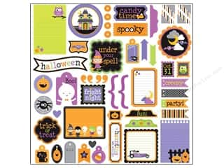 Doodlebug Sticker Hall Parade Cdstk This & That