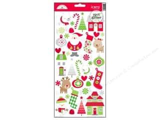 Doodlebug Sticker Home/Holidays Cdstk Icons