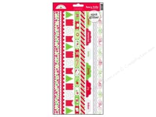 Doodlebug: Doodlebug Stickers Home For The Holidays Cardstock Fancy Frills