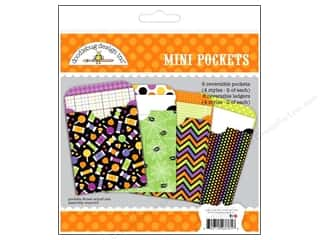 Doodlebug Craft Kit Halloween Parade Mini Pocket