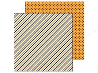 Doodlebug Paper 12x12 Hall Parade Candy Sticks (25 piece)