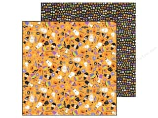 Doodlebug Paper 12 x 12 in. Halloween Parade (25 piece)