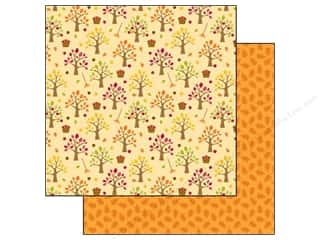 Doodlebug Paper 12x12 Happy Harvest Apple Orchard (25 piece)