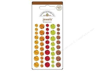 Doodlebug Sticker Happy Harvest Jewels Fall