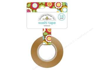 Doodlebug Washi Tape 5/8 in. x 12 yd. Full Bloom